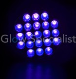 UV ZAKLAMP 21 LED 395-400nM