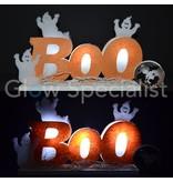 "HALLOWEEN LED DECORATION ""BOO"""