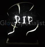 HALLOWEEN LED DECORATIE GRAFSTEEN R.I.P.