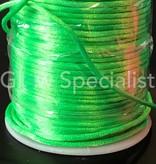 - Glow Specialist UV NEON NYLON KOORD - 2 MM x 10 M