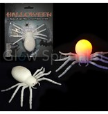 HALLOWEEN FLASHING LED SPIDER