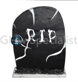 HALLOWEEN DECORATION LED TOMBSTONE R.I.P.