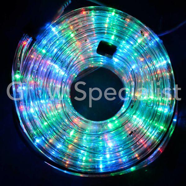 LED ROPE LIGHT 12 METER - MULTICOLOR