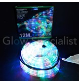 LED ROPE LIGHT 12 METER - MULTICOLOR