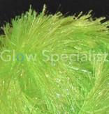 UV NEON FANTASY YARN - SALSA NEON - GREEN