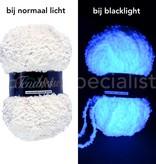 UV NEON FANTASY YARN - TENDRESSE - WHITE