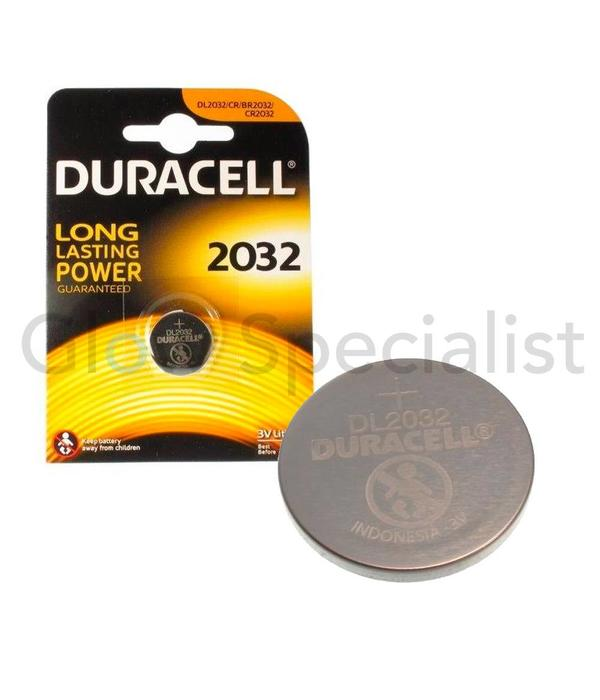 DURACELL 3V LITHIUM COIN CELL 2032