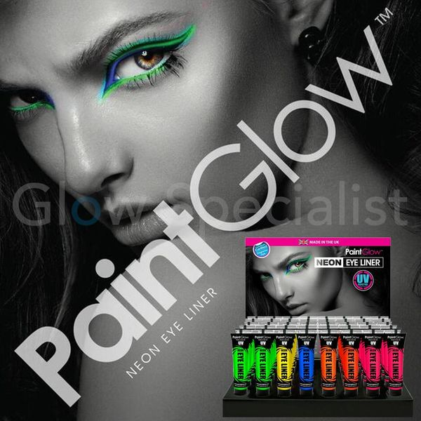 PAINTGLOW UV NEON EYE LINER