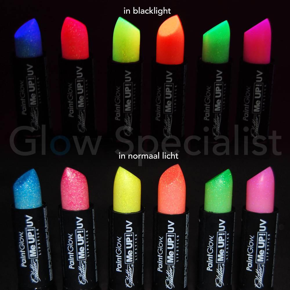 PAINTGLOW UV GLITTER ME UP LIPSTICK - Glow Specialist - Glow Specialist 6ed7f8c127