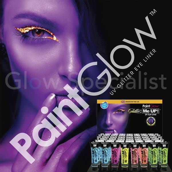 PAINTGLOW UV GLITTER ME UP EYE LINER