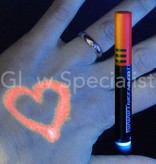 UV/BLACKLIGHT BODYPAINT PEN