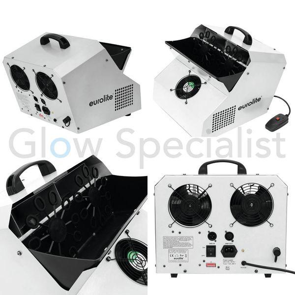 EUROLITE DMX SD-201 SUPER BUBBLE MACHINE