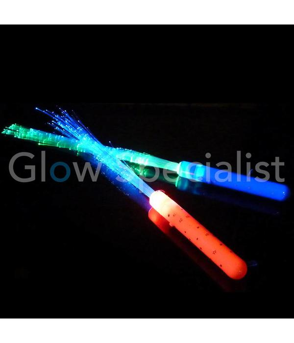 Led Fiber optic wand