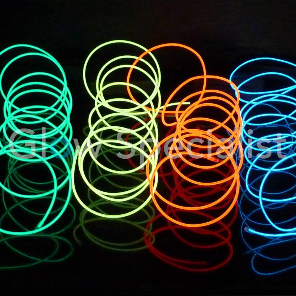El Light Wire Length - WIRING INFO •