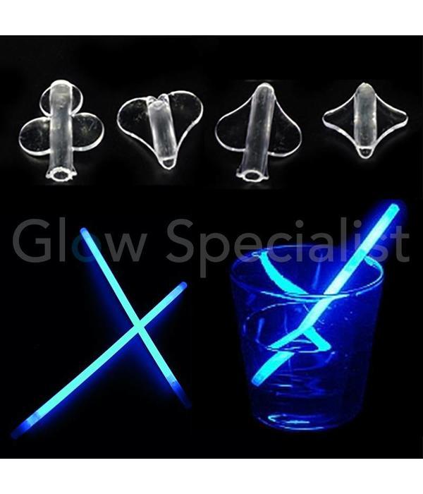 - Glow Specialist GLOW STIRRERS / ROERSTAAFJES - 100 STUKS
