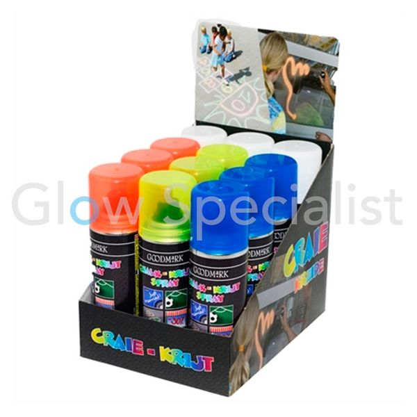 NEON CHALK SPRAY - 125 ML