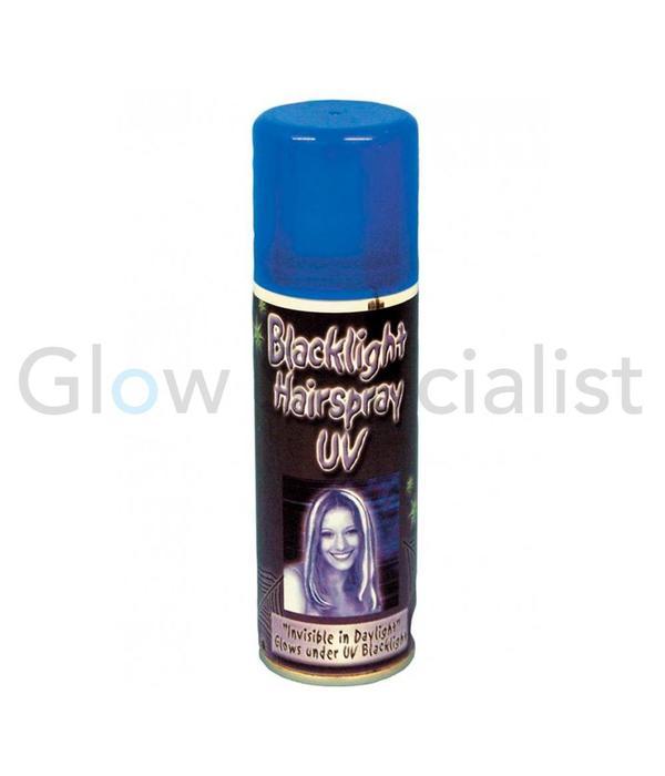 UV / BLACKLIGHT HAIRSPRAY - INVISIBLE / BLUE