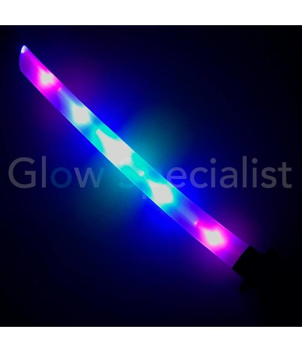 LIGHT SABER WITH LIGHT- AND SOUND EFFECTS