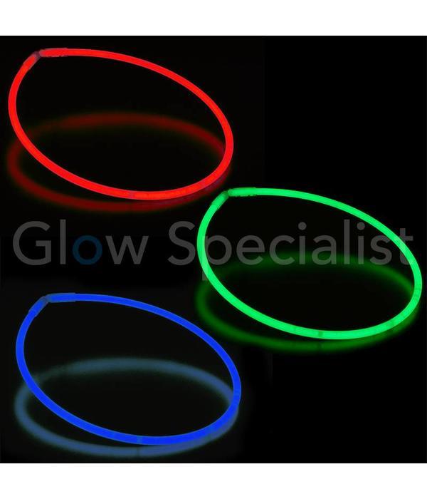 - Glow Specialist GLOW HALSKETTING - MIX OF 1 KLEUR - 50 STUKS