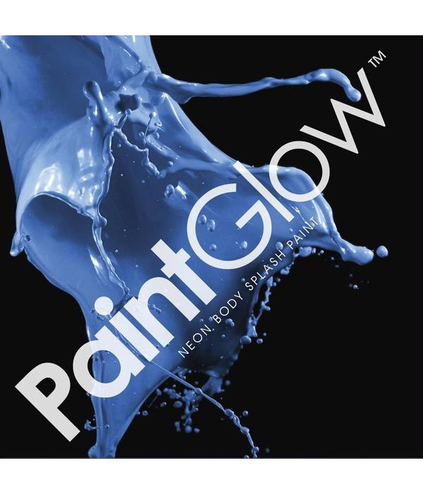 - PaintGlow GLOW BODY PAINT PAINT SPLASH - 5 LITERS - 4 COLORS