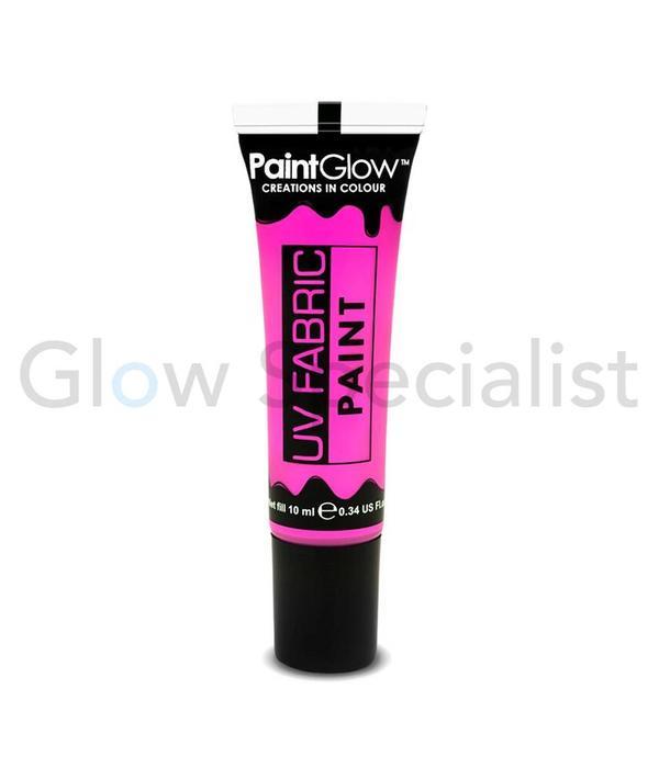 - PaintGlow PAINTGLOW UV TEXTIELVERF - SET VAN 6