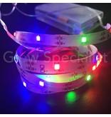 LED STRIP - 1 METER - 30 LED - MULTICOLOR