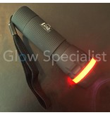 LED SUPER BRIGHT FLASHLIGHT  - 1 WATT - 1 LED