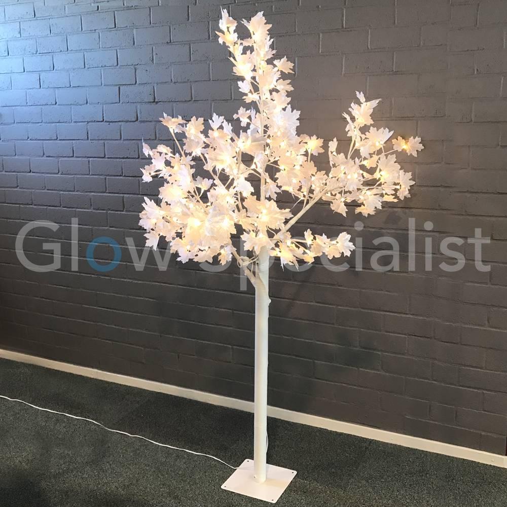 led esdoornboom warm wit 192 leds 180 cm