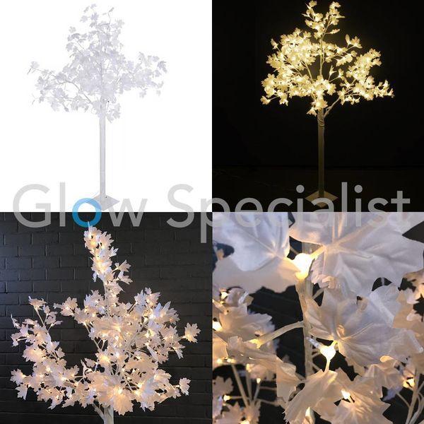 LED ESDOORNBOOM - WARM WIT - 192 LEDS - 180 CM