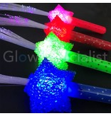 FIBER OPTIC WAND WITH STAR