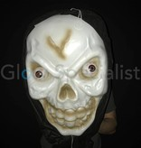 HALLOWEEN DECORATION MASK XL - WITH LIGHT AND SOUND