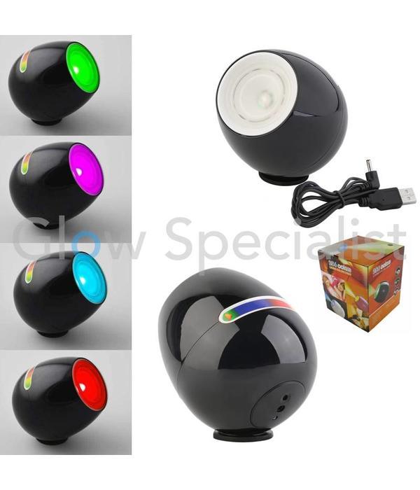 LED MOOD LIGHT - LIVING COLOR LIGHT - 256 KLEUREN