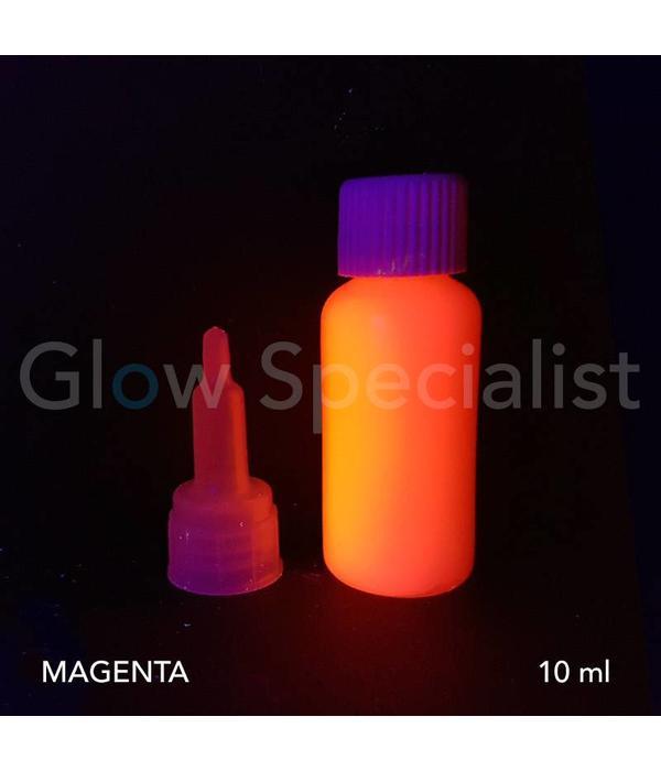 - Glow Specialist UV Printer Ink - Magenta - invisible
