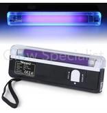 BeamZ UV Flashlight TL - 15cm with Flashlight