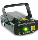BeamZ Apollo Laser Multipoint laser Red-Green