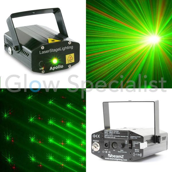 Apollo Laser Multipoint laser Red-Green