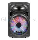 "Fenton FENTON FPS12 MOBILE SOUND SYSTEM 12"" BT/MP3/USB/SD/VHF/LED"