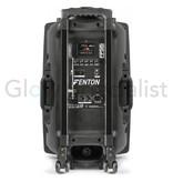 "Fenton Fenton FPS15 Mobile Sound System 15 ""BT / MP3 / USB / SD / VHF / LED"