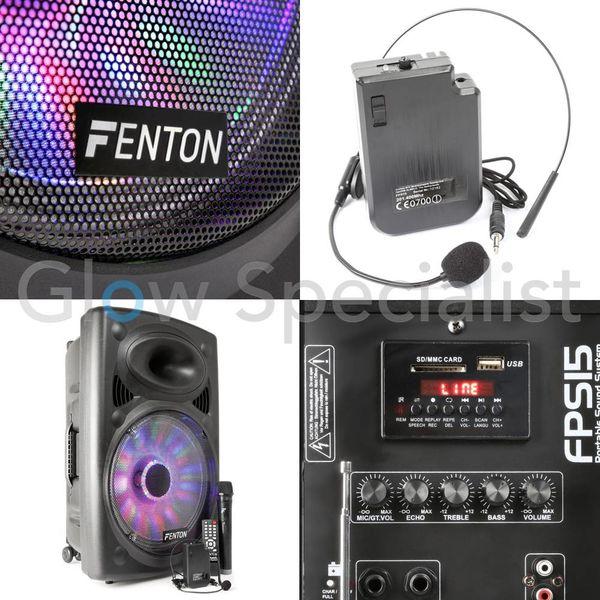 FPS15 MOBILE SOUND SYSTEM 15