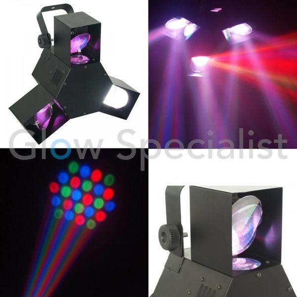 TRIPLE FLEX CENTRE PRO LED