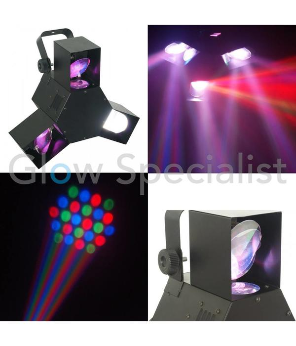 BeamZ TRIPLE FLEX CENTER PRO LED