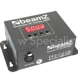 BeamZ SPARKLE WALL LED96 RGBW 3X 2M MET CONTROLLER