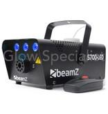 BeamZ S700 LED SMOKING MACHINE WITH VIRTUAL EFFECT