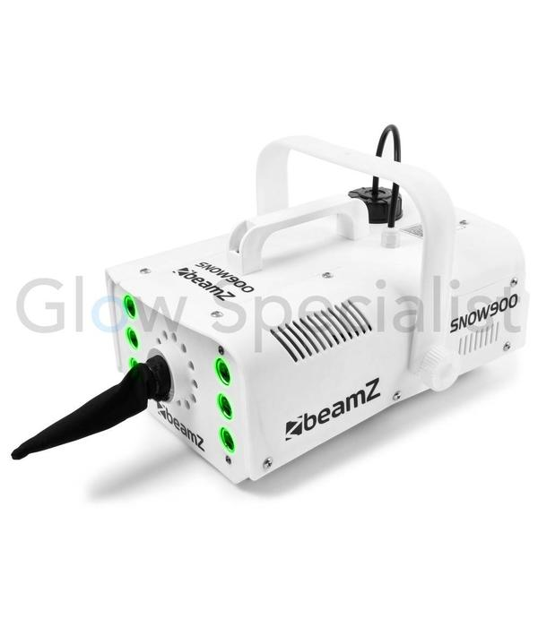 BeamZ SNOW MACHINE - SNOW900LED - WITH 6 LEDS