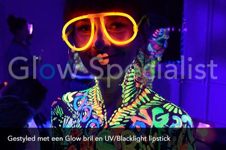 Workshop UV Bodypainten foto 21