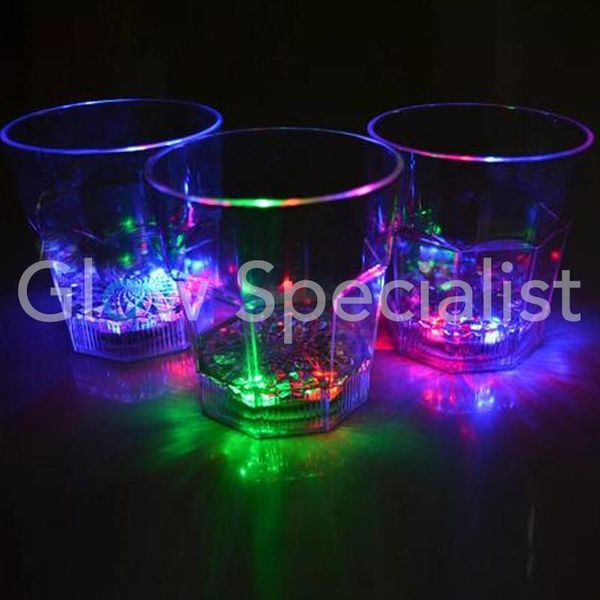 LED WHISKEY / LIKEUR GLAS