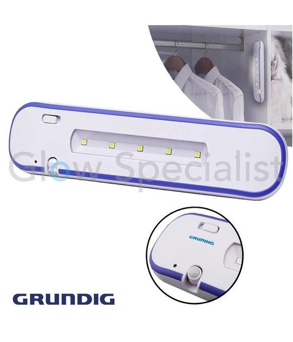 Grundig CABINET / EMERGENCY LIGHT - 5 LED - WITH PIR SENSOR