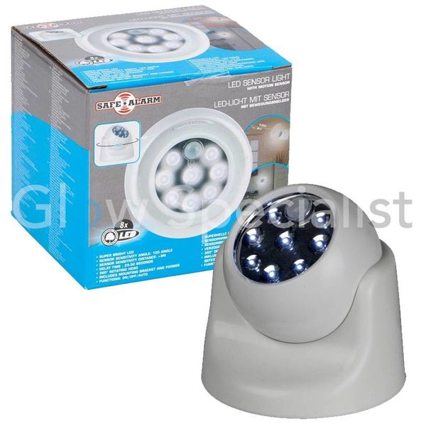 LED SENSOR LIGHT WITH MOTION SENSOR
