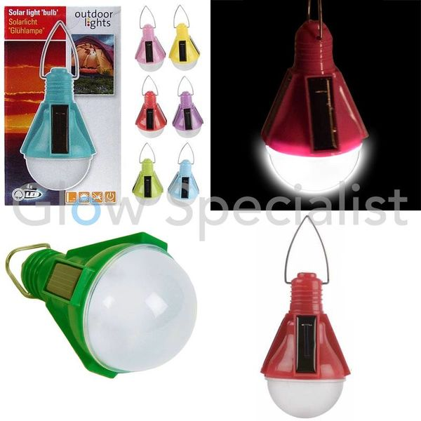 SOLAR LED LIGHT BULB
