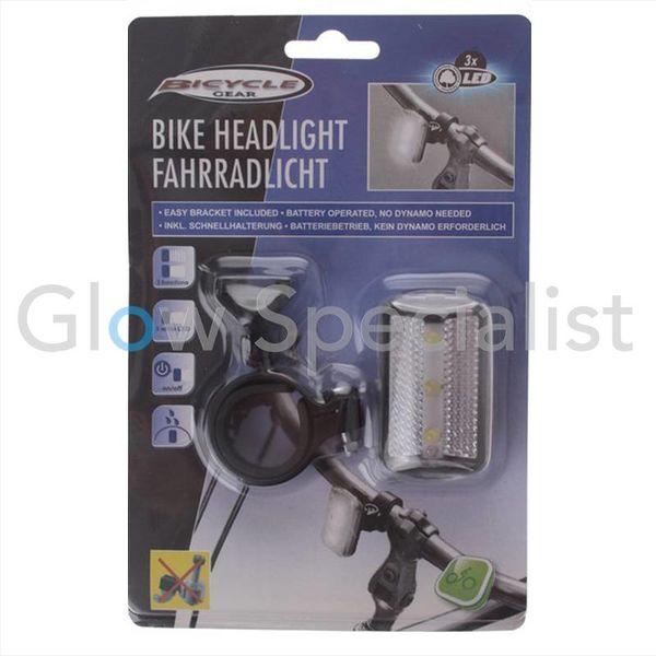 LED BIKE HEADLIGHT - 3 LED
